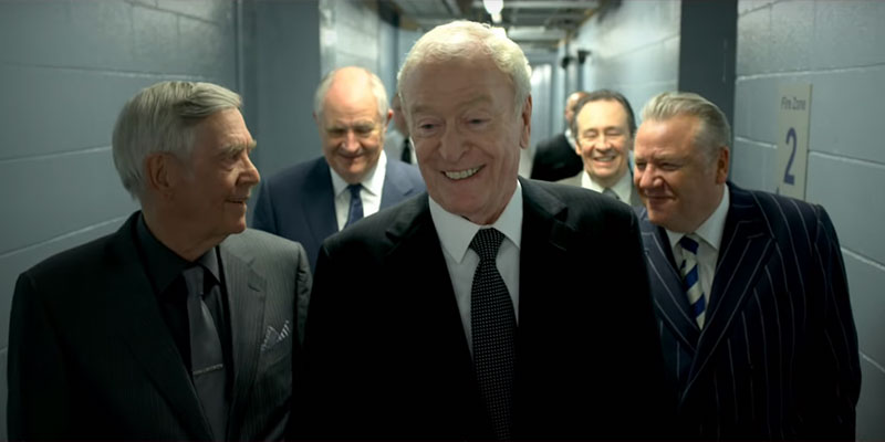King of Thieves – Michael Caine a capo di una banda di ladri, TRAILER