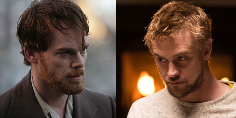 In the Shadow of the Moon – Michael C. Hall e Boyd Holbrook nel film Netflix
