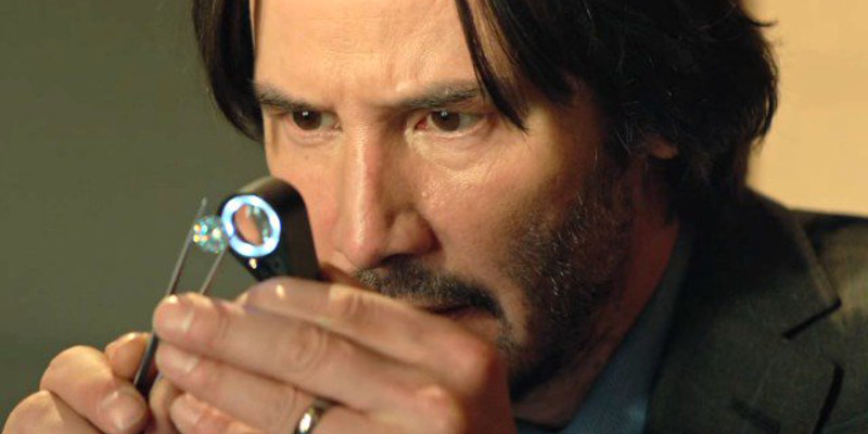 Siberia: il trailer dell'action con Keanu Reeves