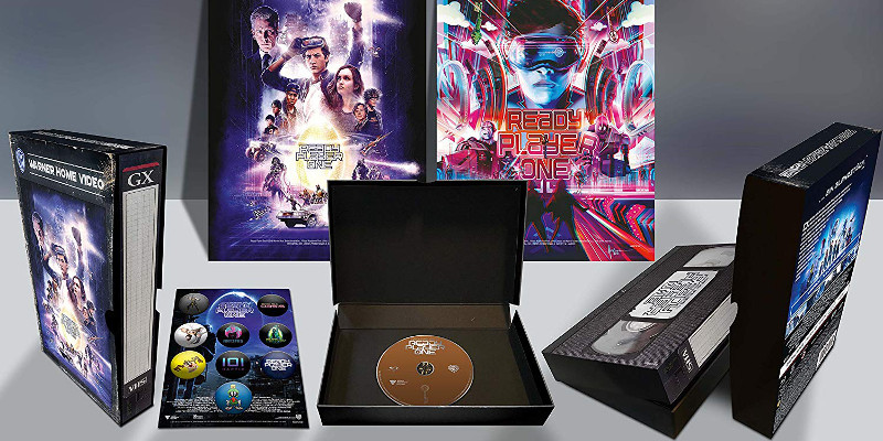 "Ready Player One: l'edizione speciale ""VHS"" in preordine su Amazon"