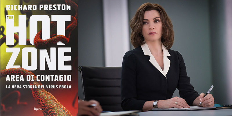 The Hot Zone – Julianna Margulies nella miniserie sul virus dell'Ebola
