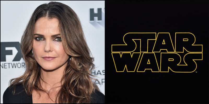 Keri Russell da The Americans a Star Wars: Episodio 9
