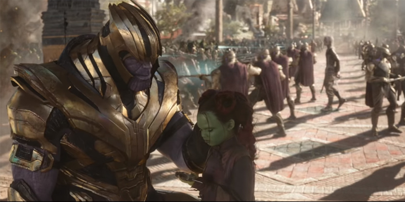 Avengers: Infinity War – Trailer dell'edizione home video in arrivo a fine agosto
