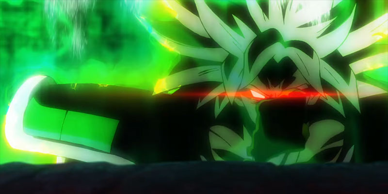 Dragon Ball Super: Broly – Il trailer dal San Diego Comic-Con