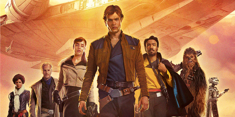 Solo: A Star Wars Story – In Home Video dal 26 settembre
