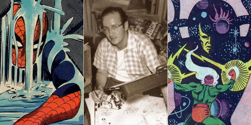 Addio a Steve Ditko, co-ideatore di Spider-Man e Doctor Strange