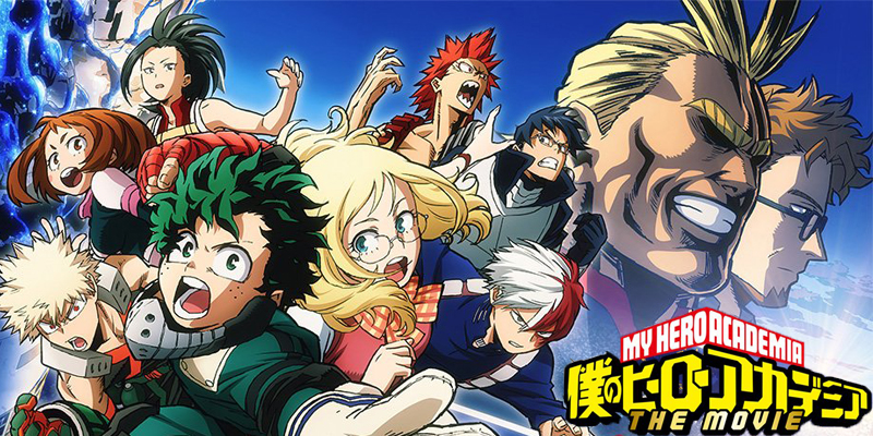 My Hero Academia the Movie: The Two Heroes – Recensione