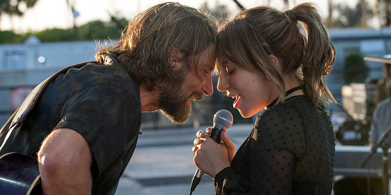 Box Office Italia: esordio al primo posto per A Star is Born