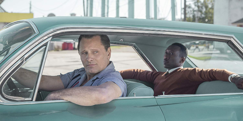 Green Book: Viggo Mortensen e Mahershala Ali nel trailer del film di Peter Farrelly