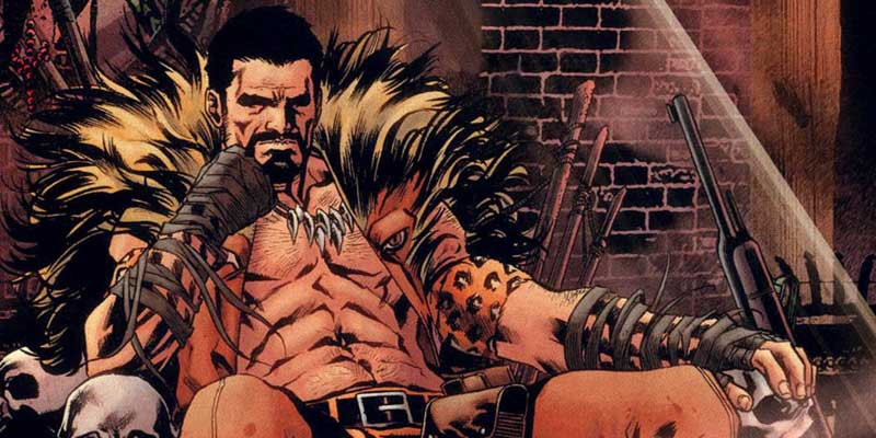 Kraven the Hunter – Sony trova lo sceneggiatore per lo spin-off di Spider-Man