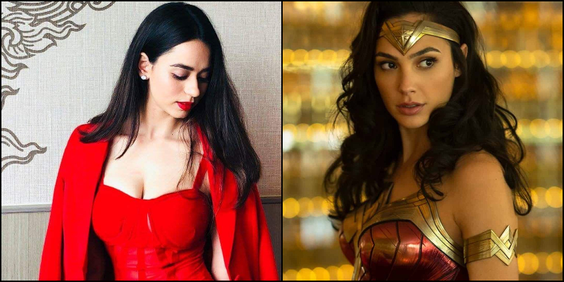 Soundarya Sharma nel cast di Wonder Woman 1984