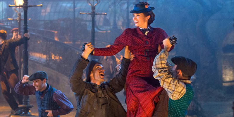 Box Office Italia: Mary Poppins supera il milione