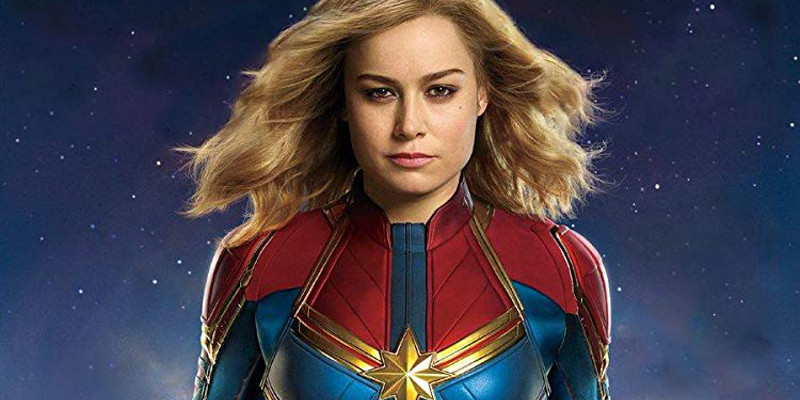 Captain Marvel, ecco il primo trailer del nuovo film Marvel