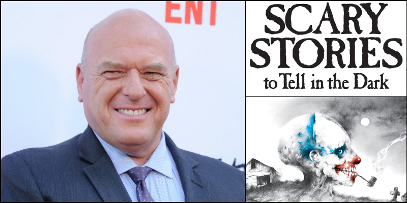 Dean Norris da Breaking Bad a Scary Stories to Tell in The Dark