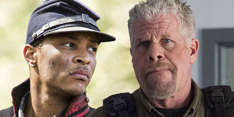 Monster Hunter – Ron Perlman e T.I. nel live action di Paul W.S. Anderson