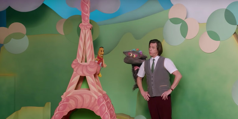 Kidding – Una featurette dedicata ai pupazzi di Mr. Pickle