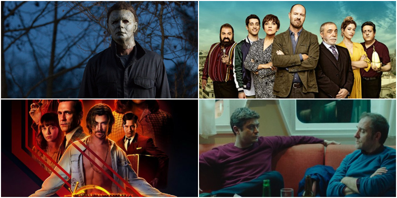 ScreenWEEKend: l'Euforia di 7 sconosciuti ad Halloween