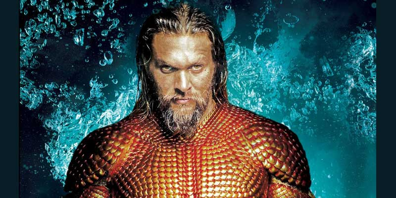 Aquaman – Tre coloratissimi promo art per il cinecomic DC