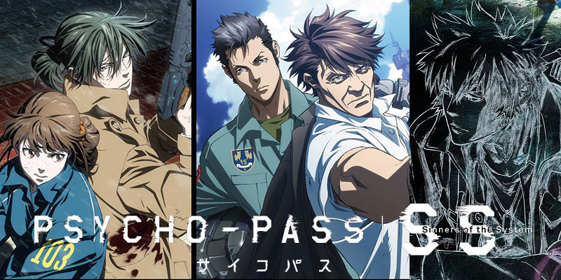Psycho-Pass: Sinners of the System – Svelate le visual, date e nuovo staff