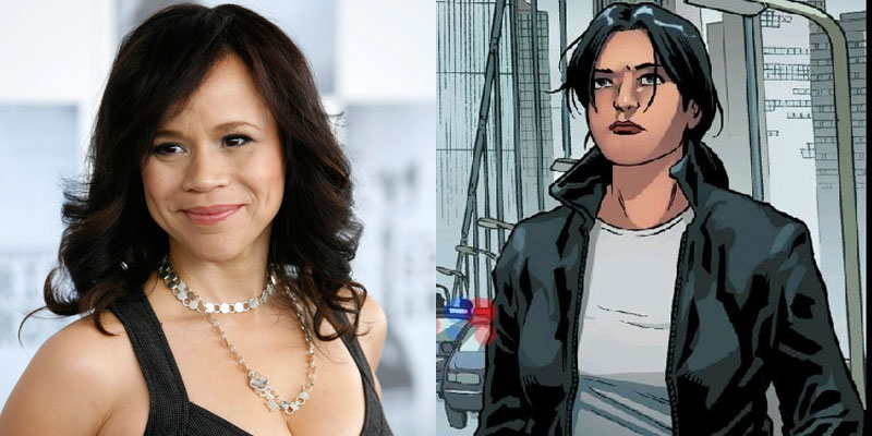 Birds of Prey – Rosie Perez interpreterà Renee Montoya