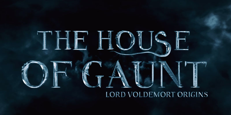 The House of Gaunt – Lord Voldemort Origins, teaser trailer del nuovo fan project