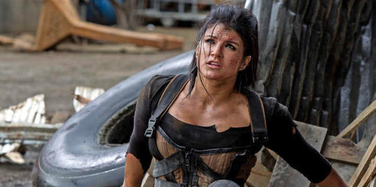 Gina Carano raggiunge Pedro Pascal in The Mandalorian, la serie TV di Star Wars