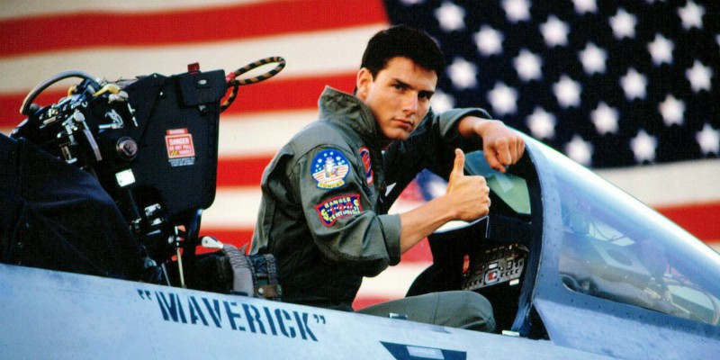 Tom Cruise piloterà veramente un jet militare in Top Gun: Maverick?
