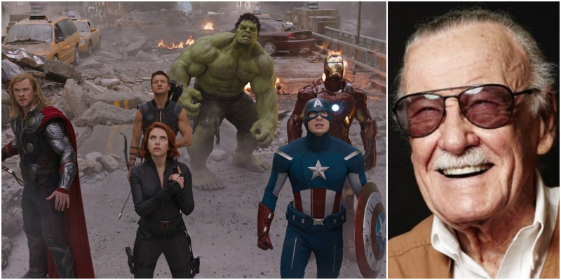Gli Avengers comprano una pagina dell'Hollywood Reporter in memoria di Stan Lee