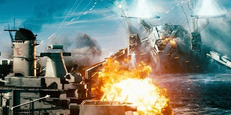 Seconda occasione: veterani vs marziani in Battleship (2012)