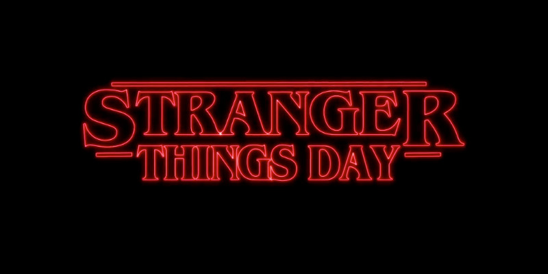 Netflix annuncia lo Stranger Things Day
