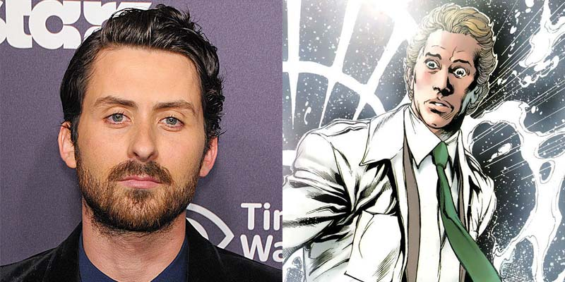 Swamp Thing – Andy Bean sarà Alec Holland nella serie DC