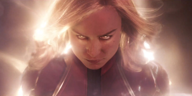 Captain Marvel: il NUOVO TRAILER del cinecomic con Brie Larson!