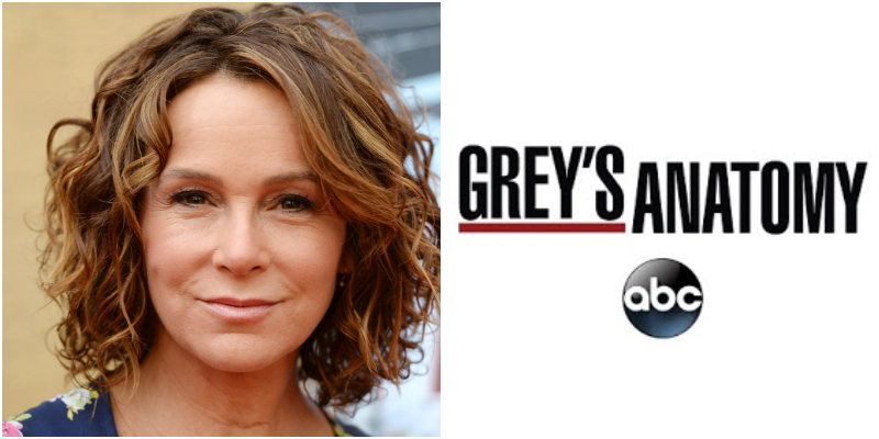 La star di Dirty Dancing Jennifer Grey nel cast di Grey's Anatomy