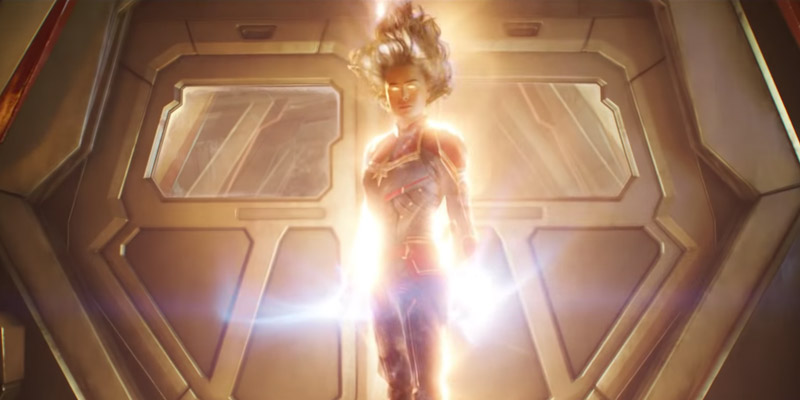 Tracking di 100 milioni per Captain Marvel