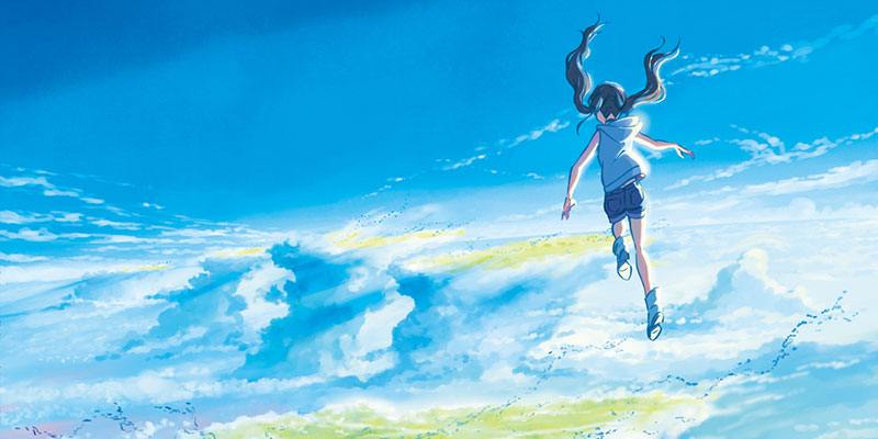 Weathering with You – Visual, staff e cast del nuovo film di Makoto Shinkai