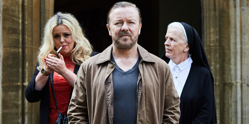 After Life – Ricky Gervais sta scrivendo la stagione 2