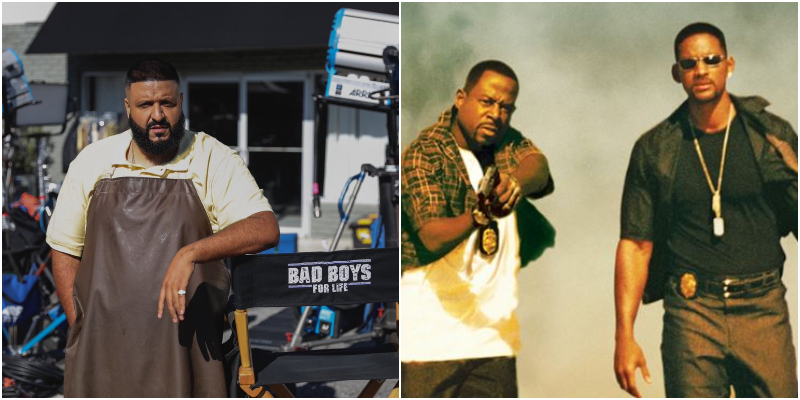 DJ Khaled si unisce al cast di Bad Boys 3