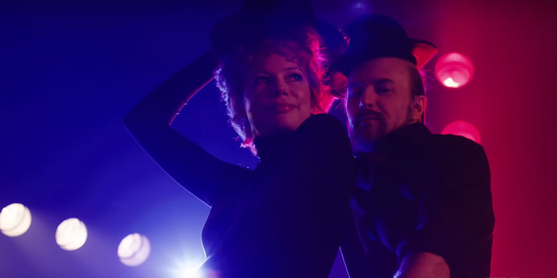 Fosse/Verdon – Trailer dello show con Sam Rockwell e Michelle Williams