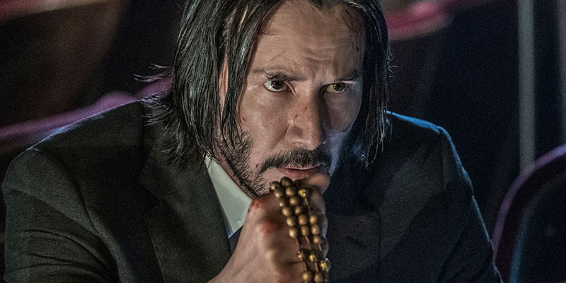 Box Office Italia: John Wick 3 sempre in testa