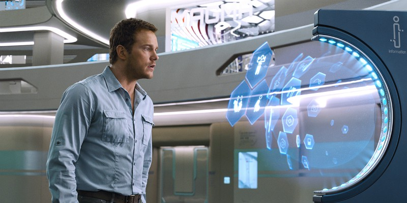 Ghost Draft: Chris Pratt sarà protagonista dello sci-fi di Chris Mckay