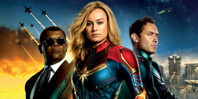 Captain Marvel: una nuova featurette dedicata al cast