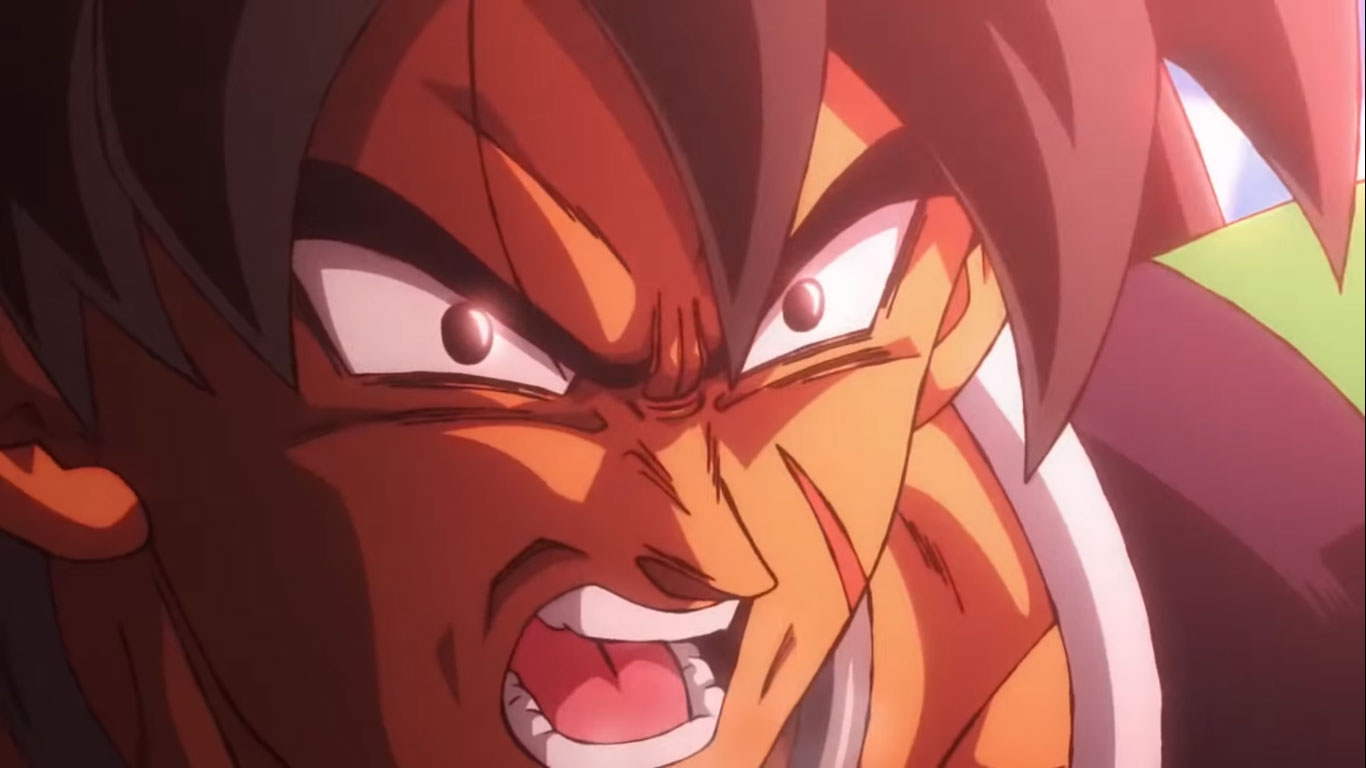Dragon Ball Super: Broly in anteprima
