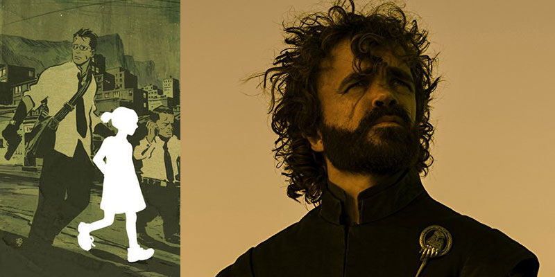Peter Dinklage in Last Sons Of America prodotto da Reeves per Netflix