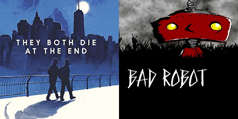 J.J. Abrams produce per HBO They Both Die At The End