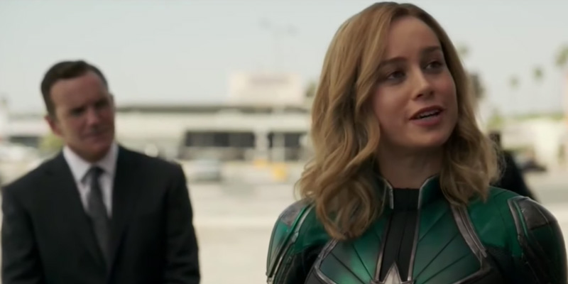 Box Office Italia: Captain Marvel Supera i 7 milioni
