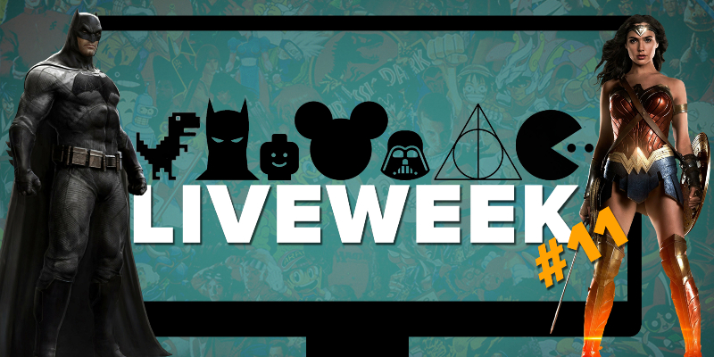 LiveWEEK #11 – Che sta succedendo nel DC Extended Universe?