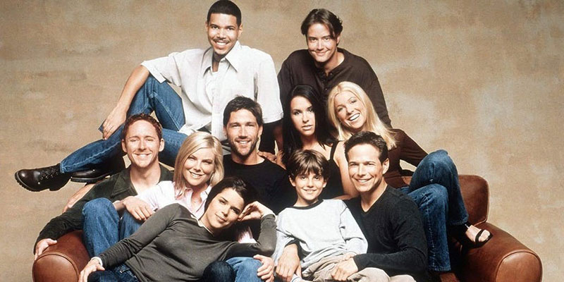 Freeform ordina il reboot di Party of Five