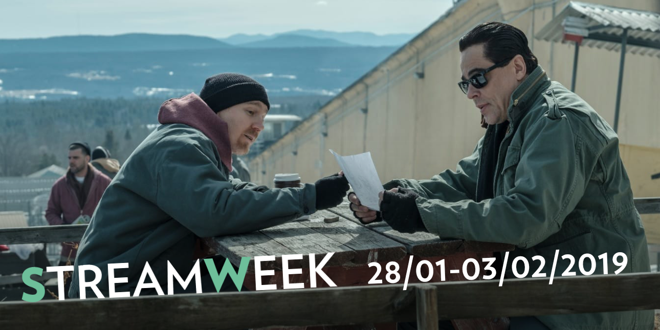 StreamWeek: in fuga con Ben Stiller