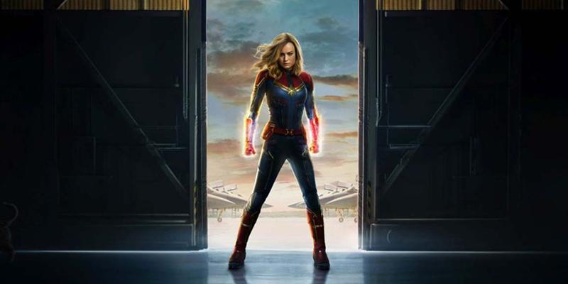 Box Office: Captain Marvel si aggiudica un altro weekend in Italia e in America