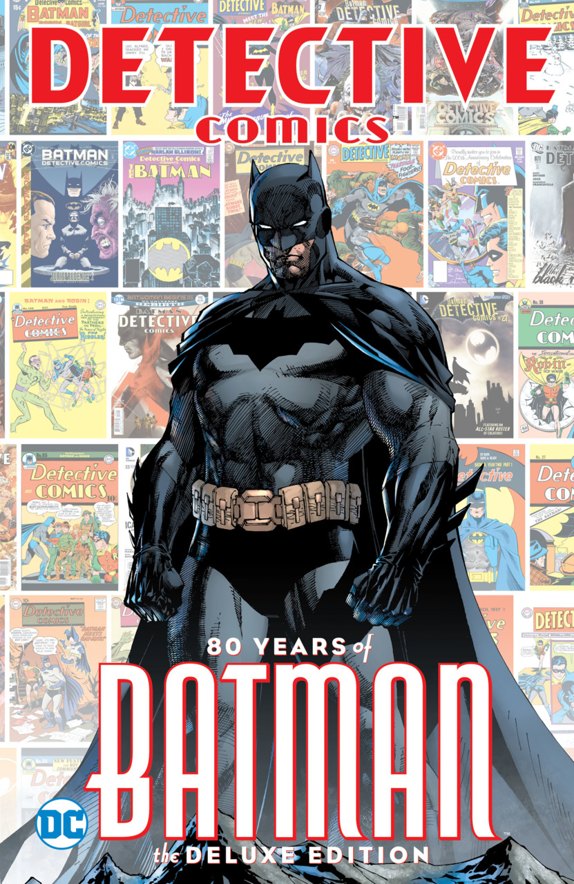 Detective Comics: 80 Years of Batman-The Deluxe Edition
